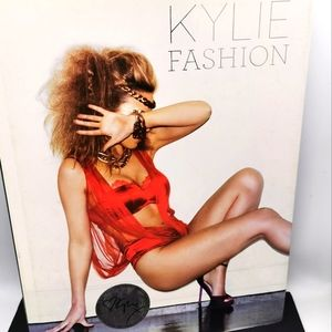 Kylie Fashion Photo Book with Kylie Minogue & William Baker
